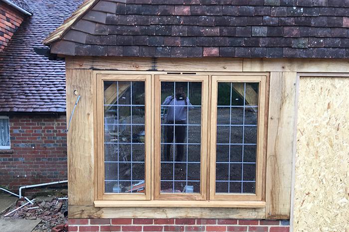 Oak Frame Extension 2