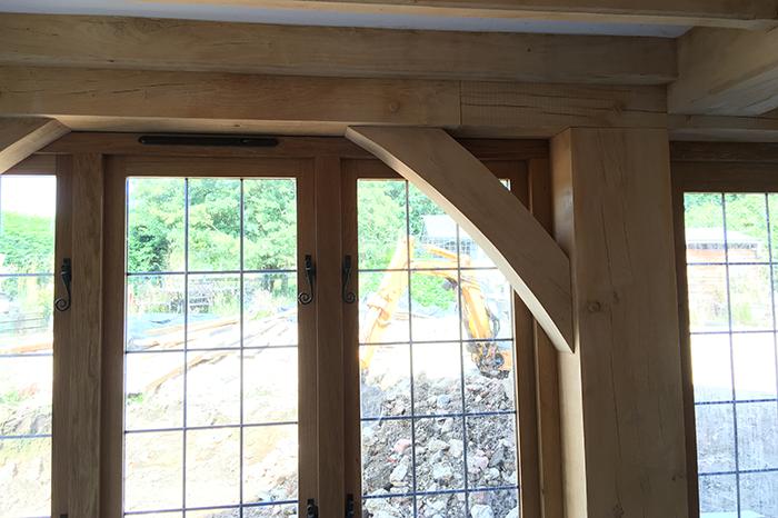 Oak Frame Extension 3