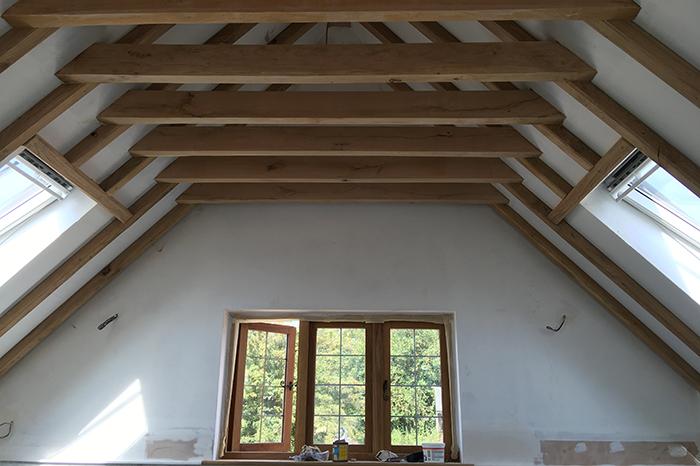 Oak Frame Extension 4