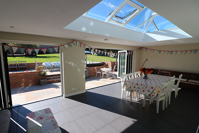 Orangery Extension 1